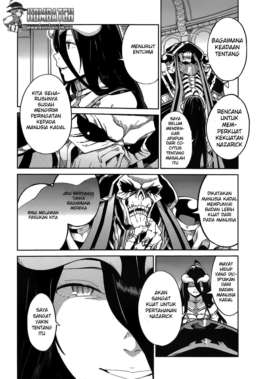 Baca Komik Overlord chapter 15 Bahasa Indonesia