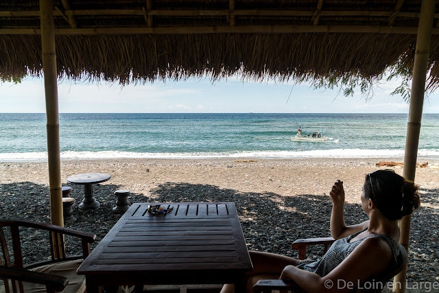 Warung Celagi - Baie de Jemeluk - Bali