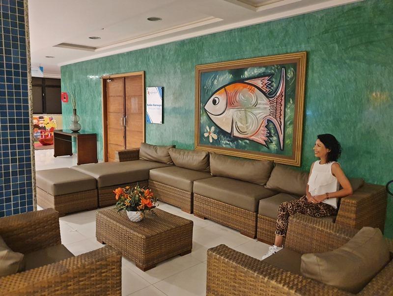 Aquarios Praia Hotel Aracaju