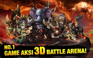 The Battle of Gods Apocalypse Mod Apk v5.0.2 (God Mode+One Hit Kill)