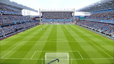PES 2020 Stadium Villa Park
