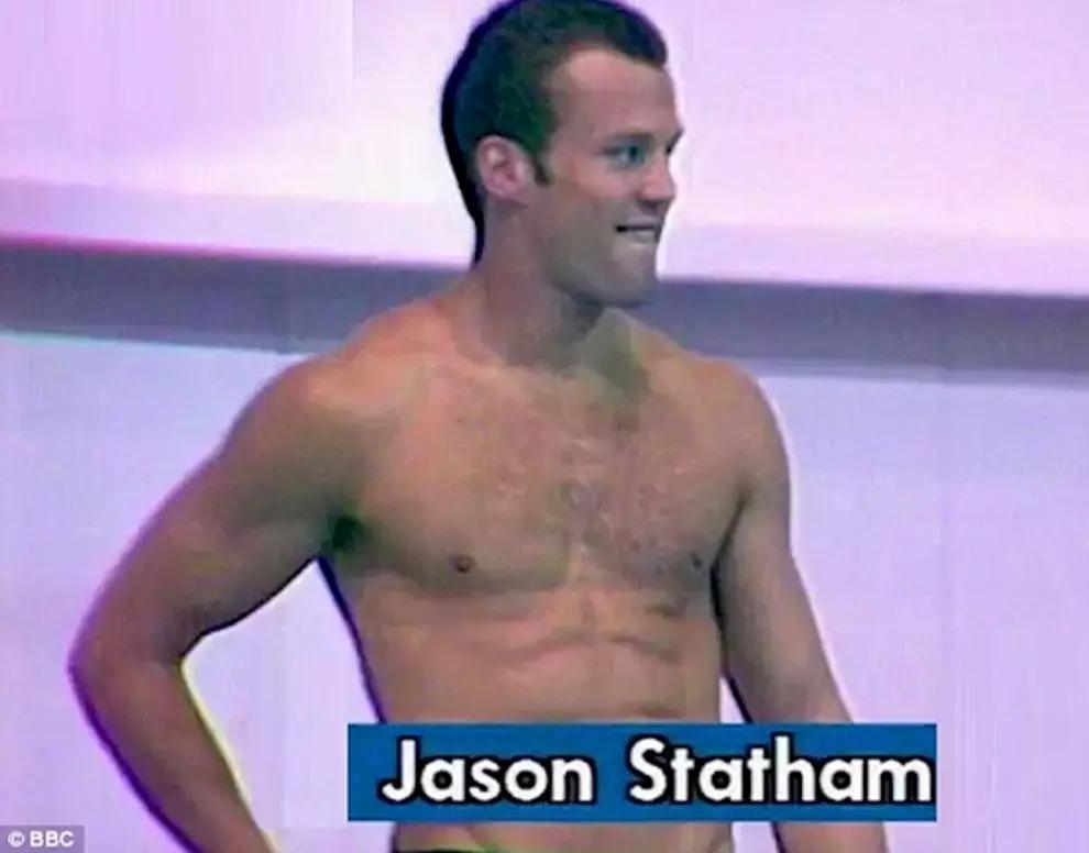 26 cosas que no sabías acerca de Jason Statham