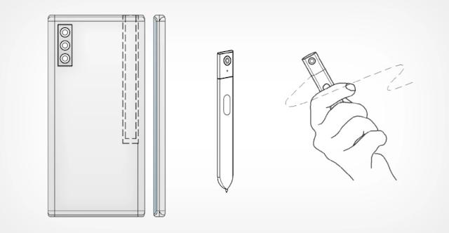تفكر سامسونج في إضافة كاميرا لاسلكية إلى قلم S-Pen