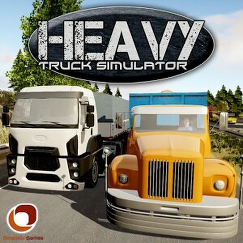 Heavy Truck Simulator v1.973 Apk Mod [Dinheiro Infinito]