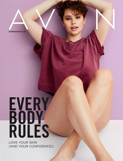 AVON Brochure Campaign 19 2020 - Every body Rules!