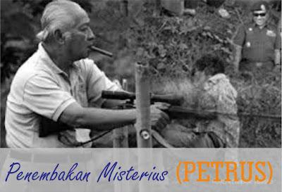 Penembakan Misterius (Petrus)