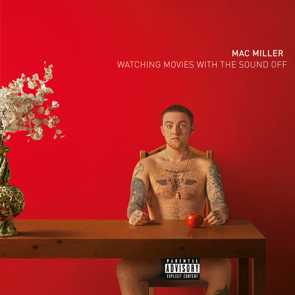 Mac Miller - Watching Movies With the Sound Off (Deluxe Version) Cover