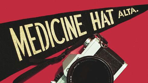 Medicine Hat Alberta Photographer Editing Luke Fandrich