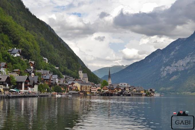 Hallstatt - austriackie must-see