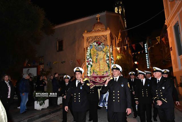 Το Σώμα του Λιμενικού και οι ναυτικοί στο Ναύπλιο τίμησαν τον προστάτη τους Άγιο Νικόλαο (βίντεο)