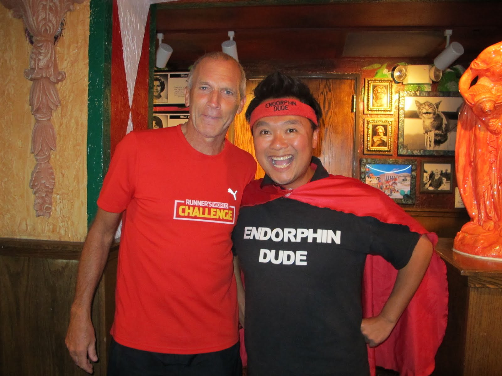 I Am Endorphin Dude, See Me Run!: July 2011