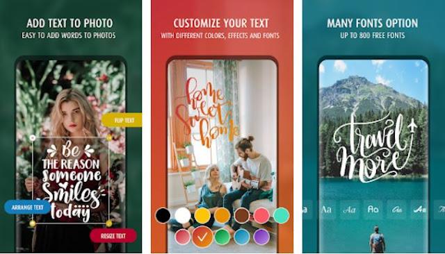 TextArt - Dá Texto às tuas fotos!