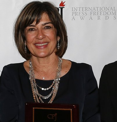 Christiane Amanpour is the chief international correspondent and anchor at CNN