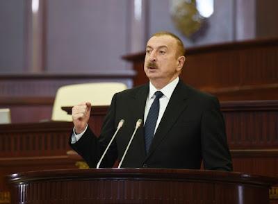 İlham Əliyev: Hərbçilərimizin qisası alındı