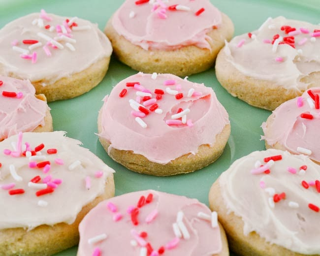 Beki Cook's Cake Blog: Bakery-Style Soft Sugar Cookies