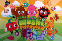 Games Like Moshi Monsters, Moshi Monsters