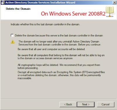 Migrasi DC Windows Server 2008 R2 to 2012/2016R2