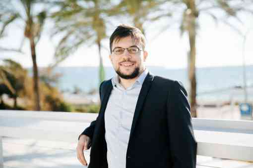 Le Français Maxime Vachier-Lagrave au Grand Prix de Palma - Photo © site officiel