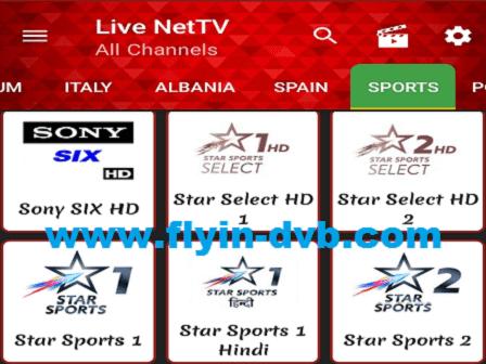 Streaming Ratusan Channel TV International di Android Dengan Live NetTV Apk Premium