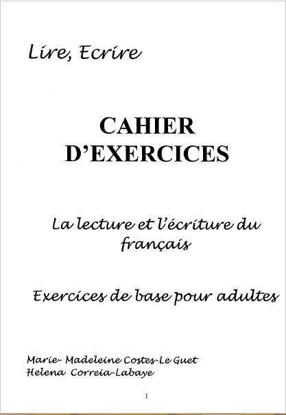 تعليم الخط والكتابة باللغة الفرنسية