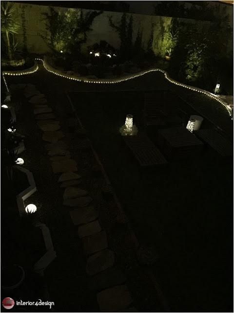 Garden Lighting Accessories & A Delightful Case Study 19