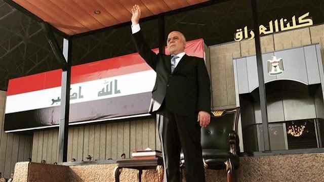 Iraqi Prime Minister Haider al-Abadi rules out dismantling of Hashd al-Sha'abi