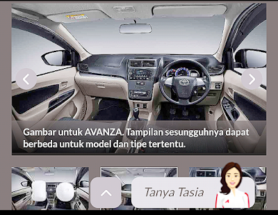 Detail Info Mobil Idaman di Web Auto 2000