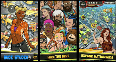 Crazy Taxi Gazillionaire Mod Apk (Unlimited Money) 1