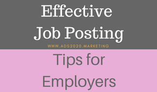 Effective-Job Posting Tips for Employers-322x189