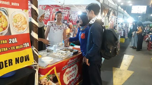 Wisata Kuliner Di Festive Walk Karawang Central Plaza Klik Karawang