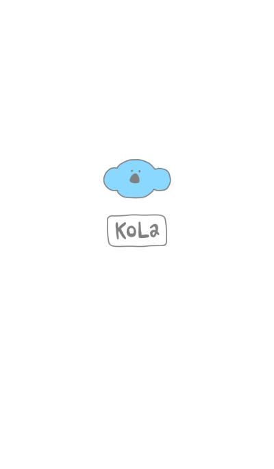 KOLA White X Gray 14