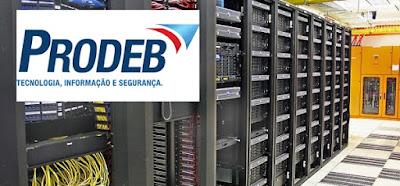 Concurso Cia de Processamento de Dados do Estado da Bahia – Prodeb Bahia