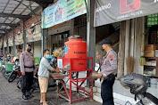 Akan Masuk Pasar Di Sukoharjo, Pengunjung Diimbau Patuhi Prokes