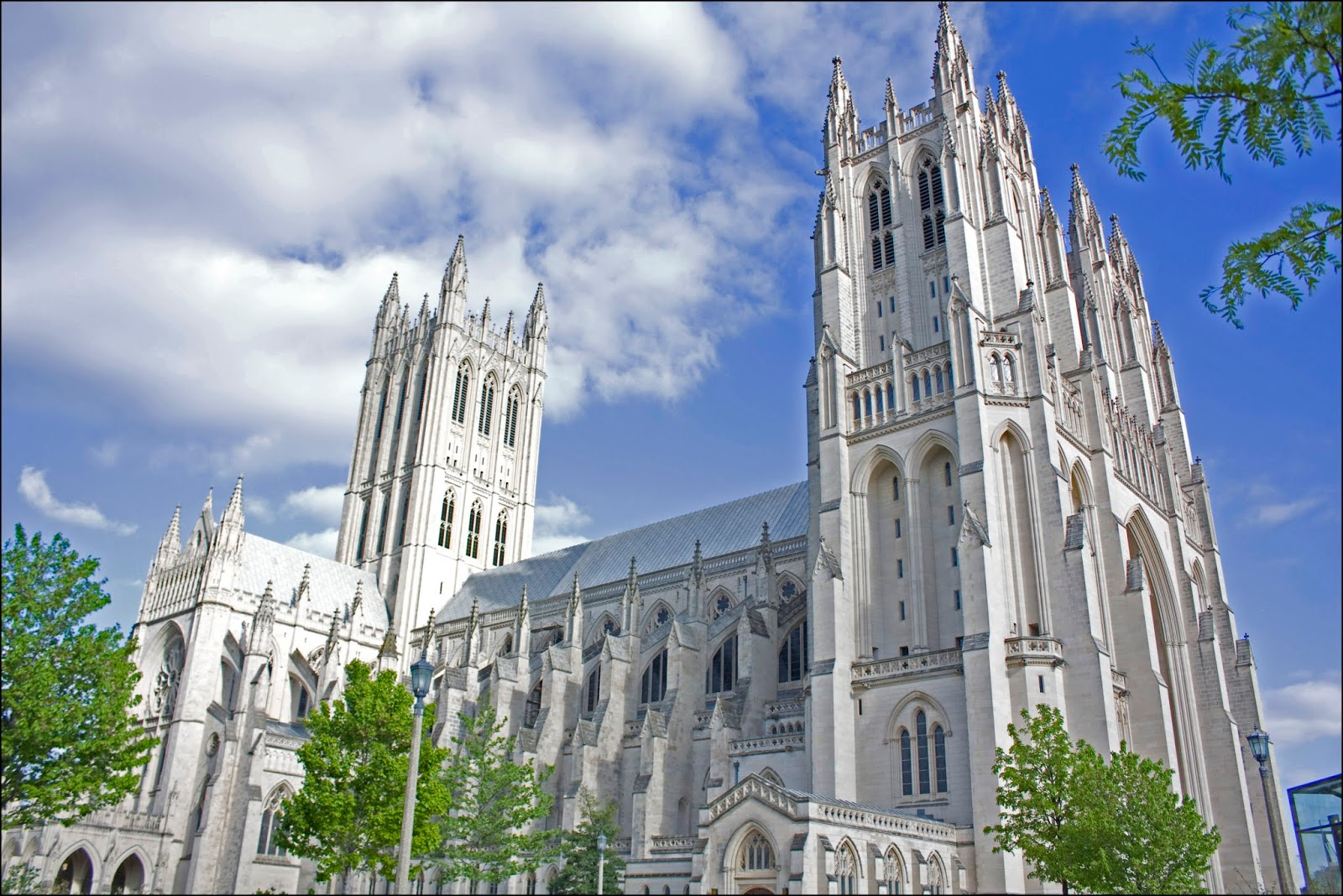 Perspective Washington National Cathedral Matthew Shepard