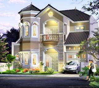 Desain Dan Warna Genteng Rumah Minimalis Yang Bagus