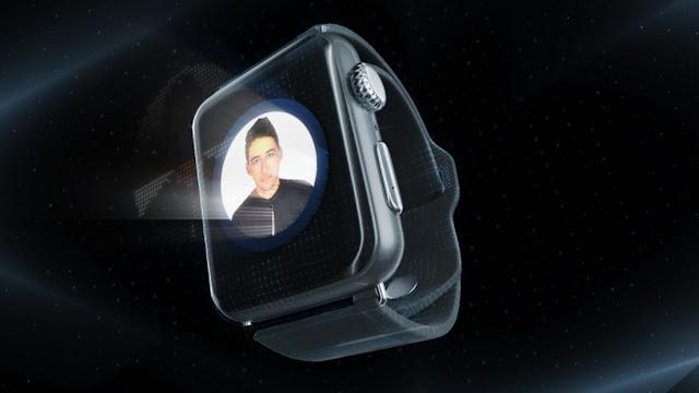 تنزيل مجاني لقالب أفتر إفكت إحترافي يكشف شعار الساعة التقنية الذكية Tech Watch Logo بمؤثرات رائعة