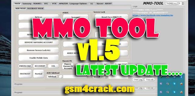 Download MMO Tool v1.5 Latest Version Full Setup [18-12-2019]