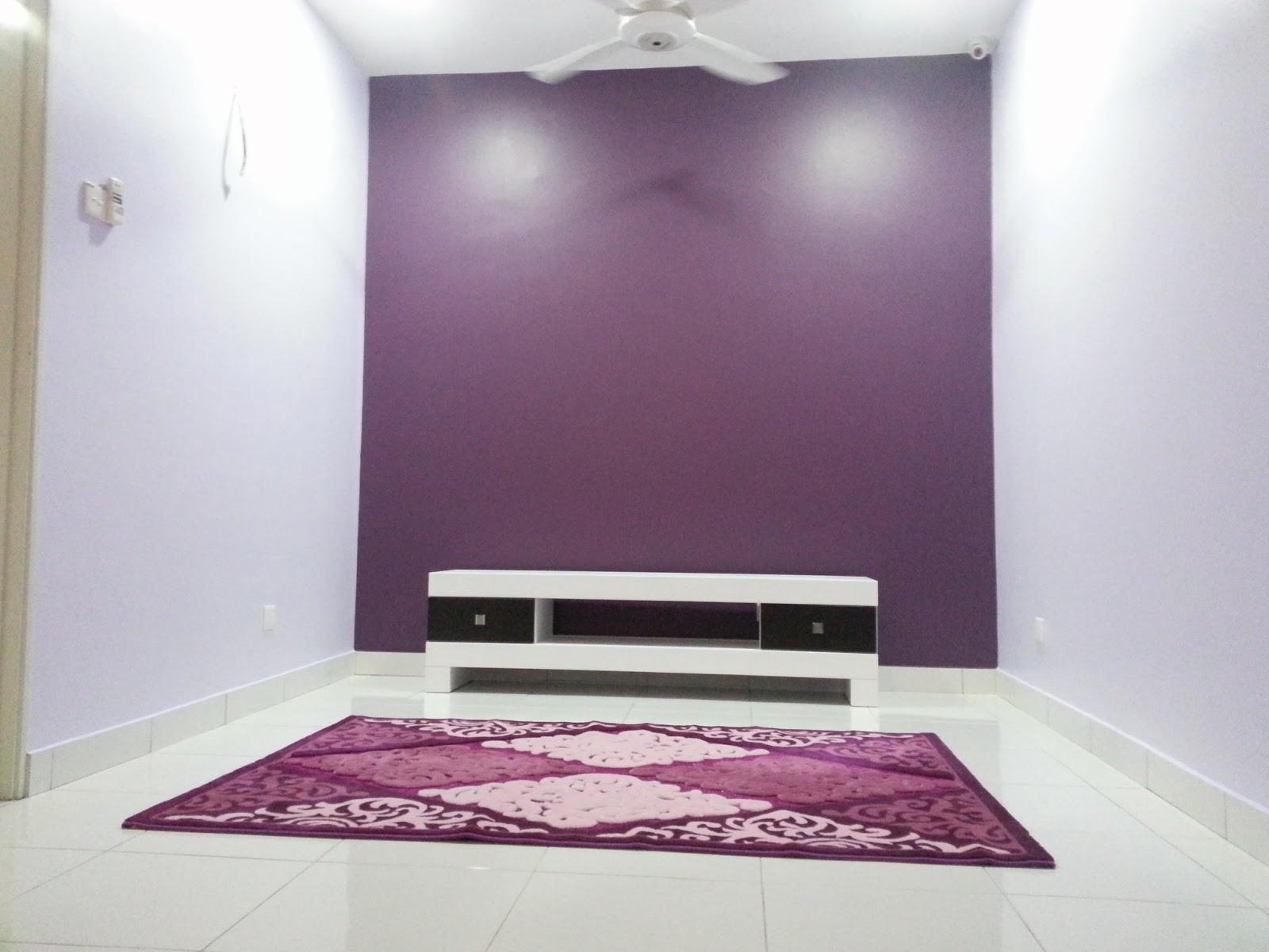 Dekorasi Dinding Ruang Tamu