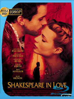 Shakespeare Apasionado [1998] HD [1080p] Latino [GoogleDrive] PGD