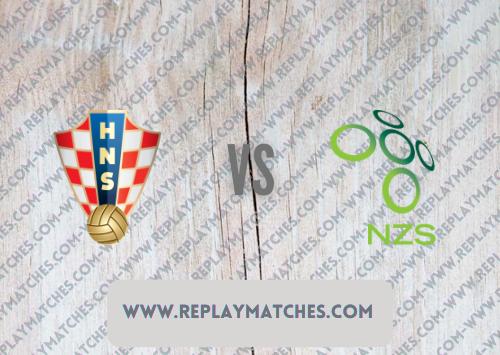 Croatia vs Slovenia -Highlights 07 September 2021