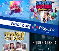 Logo Gioca con PlayLink e vinci gratis 3 pacchetti Sony