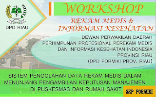 Workshop Pormiki Riau