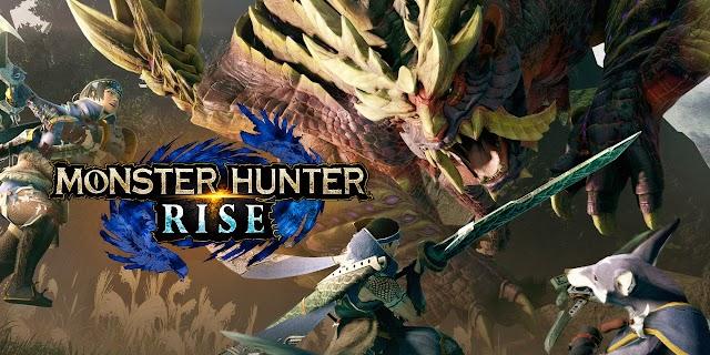 Monster Hunter Rise - Bate 4 milhões de cópias em seu primeiro fim de semana