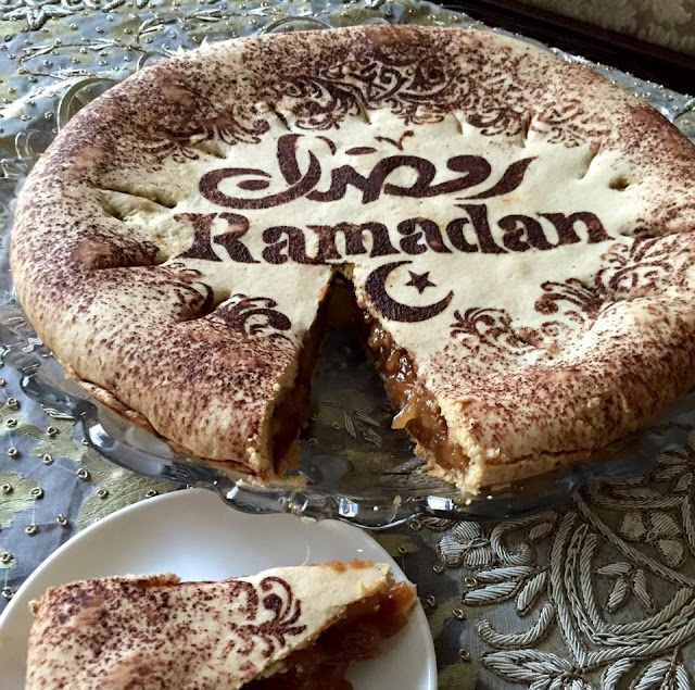 Dekorasi Ramadhan Makanan