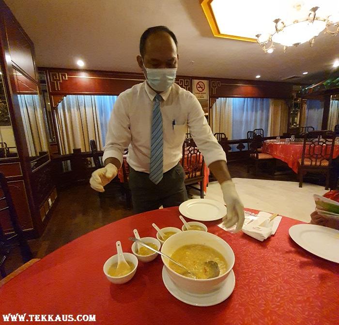 Southern Court Chinese Restaurant Menu Shark Fin Soup