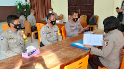 Polres Tebo Terima Kunjungan Tim Supervisi Tingkat Kepercayaan Masyarakat Terhadap Kinerja Polri