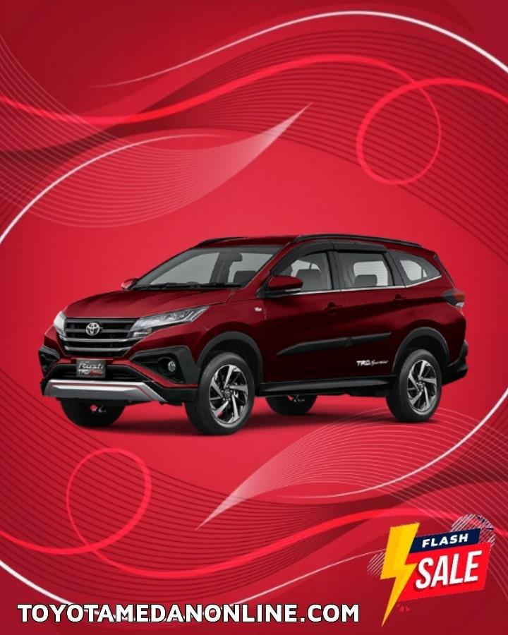 Harga Promo Toyota Rush Medan