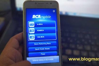 Cara Menghapus Nomer Rekening Dari Daftar Transfer Aplikasi Mobile Banking BCA