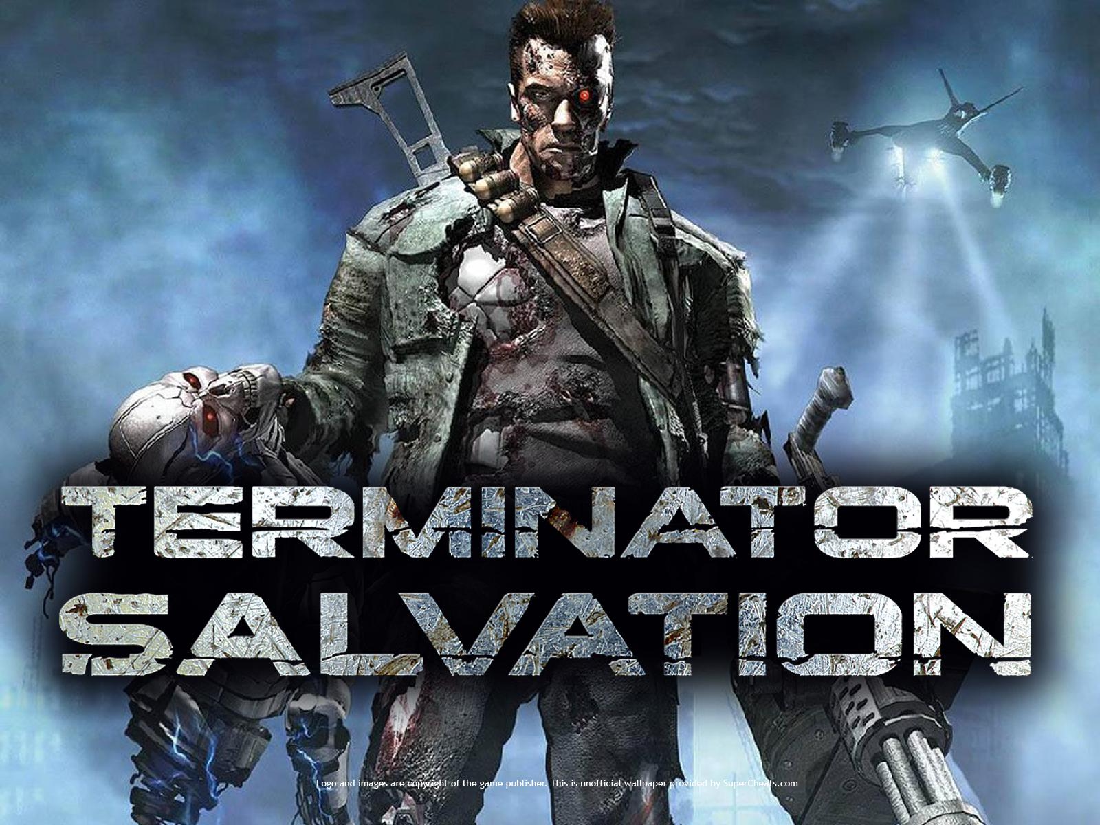 terminator salvation 2009 action movies full video