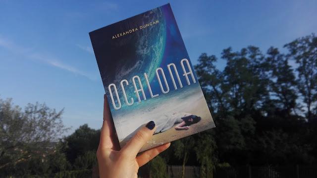 """Ocalona"" Alexandra Duncan #recenzja"